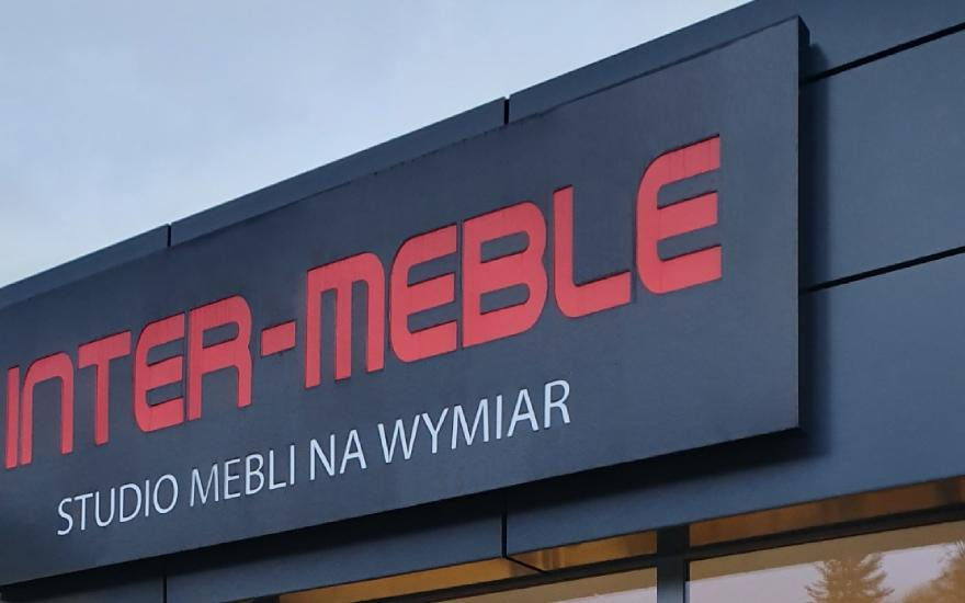 Inter-Meble Studio mebli nawymiar